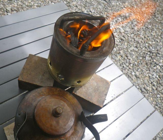 火の香り・絶好調