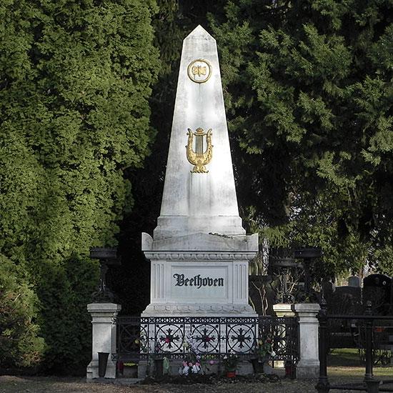ベートーヴェン 墓
