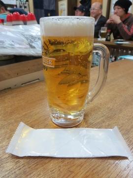 生ビール 300円