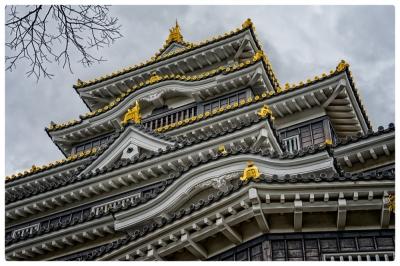 Okayama Castle-01 20170321