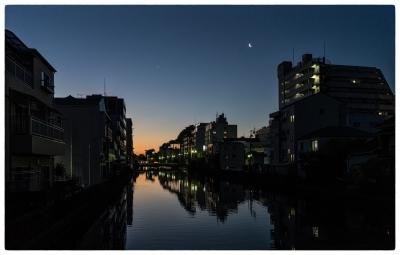 Kochi before dawn