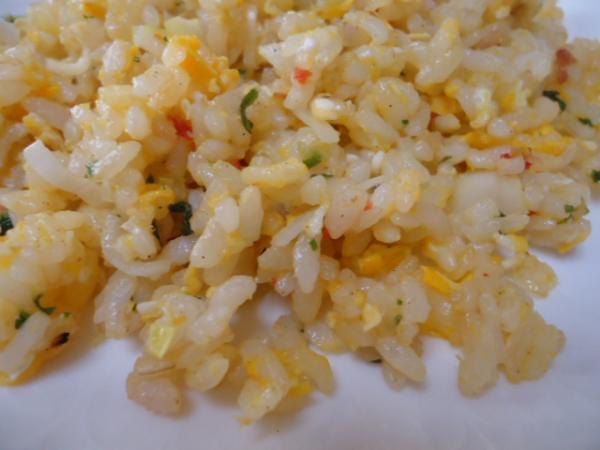 2/24家食・焼き飯&餃子スープ