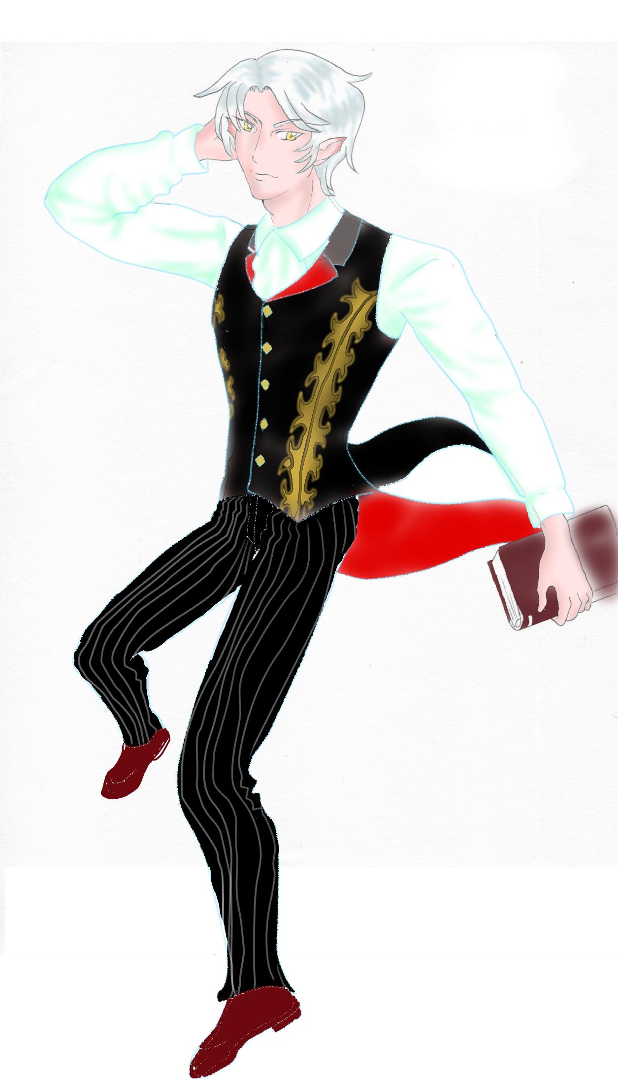 キャラクターファッション02