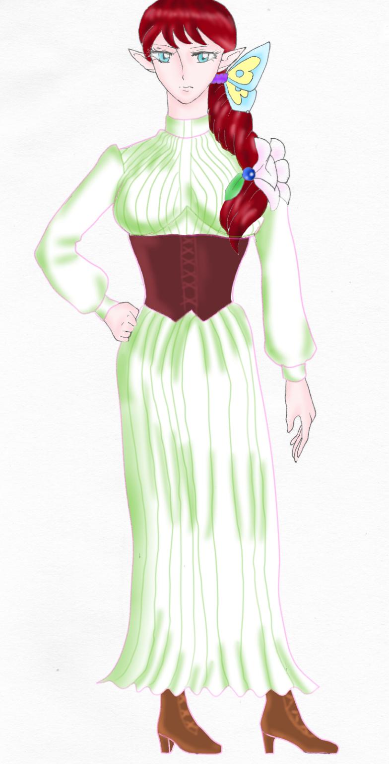 キャラクターファッション03