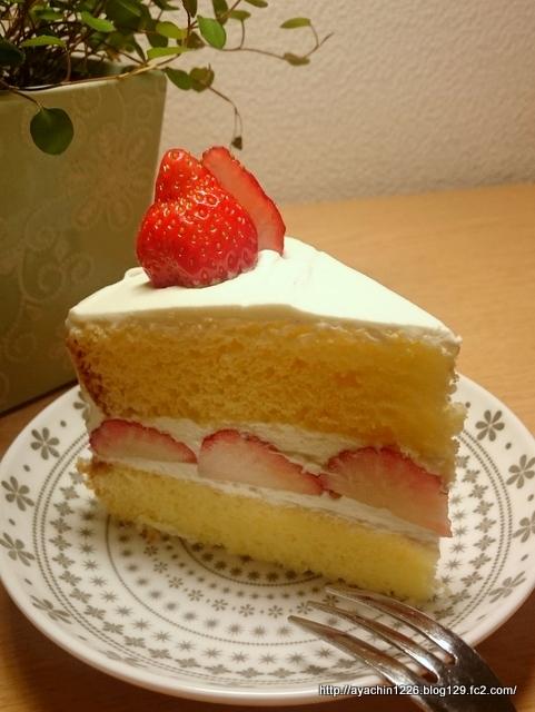 17.03.27いちごのショートケーキ12