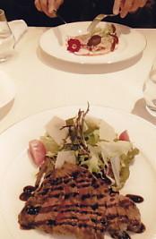 イタリア料理肉と魚えり子サン
