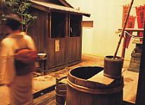 江戸の長屋井戸と便所