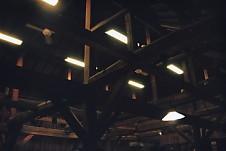 Dolce倉庫天井