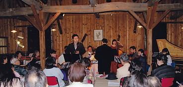 桜咲く春Vivaldiファゴット協奏曲