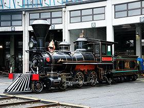 アメリカから蒸気機関車を輸入する - 北海道の鉄道