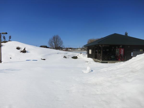 北村中央公園ふれあい広場キャンプ場