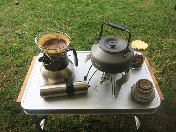 コーヒー PRIMUS(プリムス) ライテック・ケトル0.9L