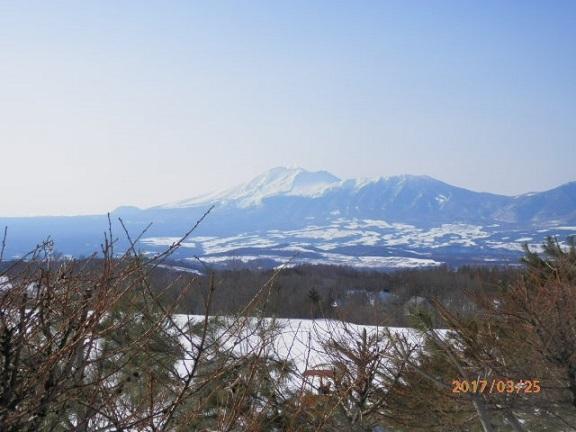 浅間山魅の丘 バラギ高原