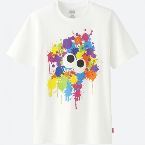 ユニクロ任天堂Tシャツ