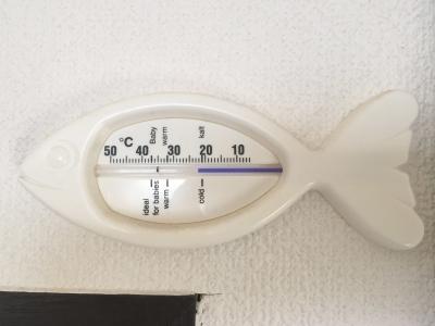 室内気温21度(2月16日16時20分頃)