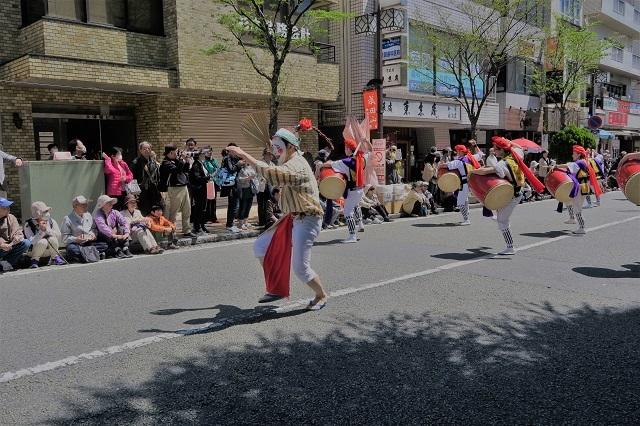 2017春の野毛大道芸(1)