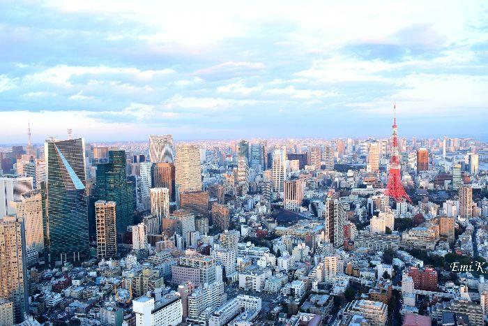 020-New-Emi-東京シティビュースカイツリー東京タワー
