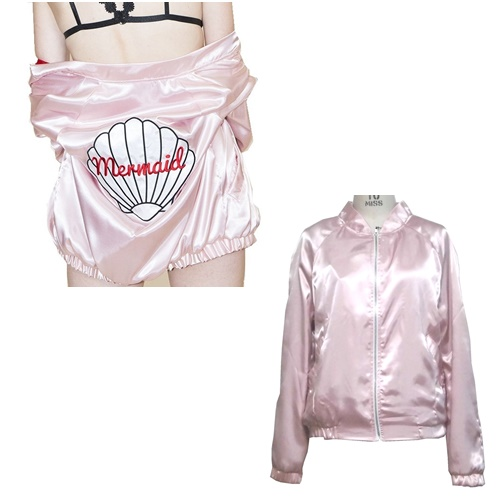 MERMAID BOMBER JACKET1111