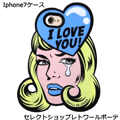 GIRLS TALK IPHONE 7 CASE (4)