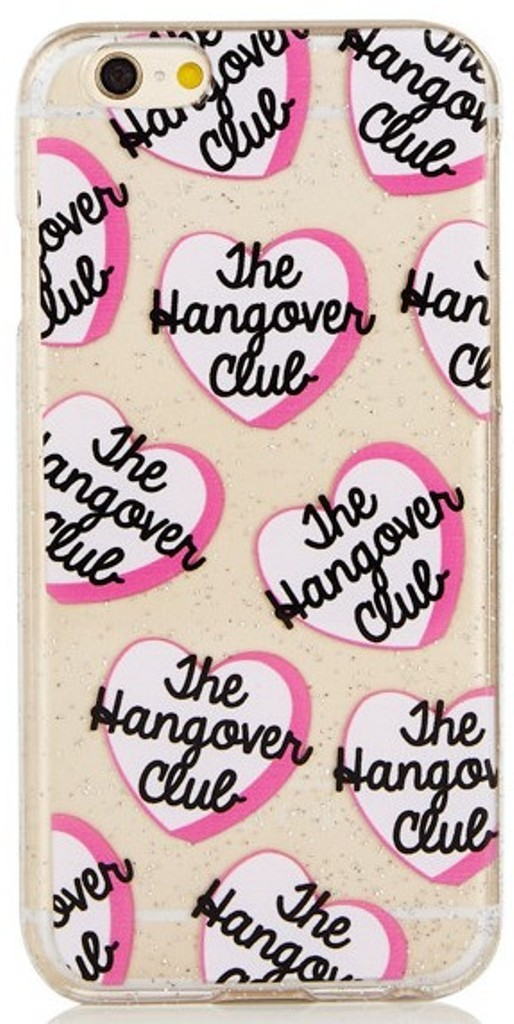 iPhone 6 6S Hangover Club Case