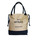 WORLD TRAVELLER TOTE BAG NO 5 SHOPPING11