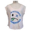 Allergic to Mornings Muscle Tee1