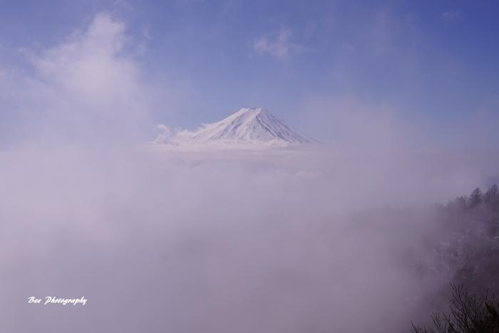 富士山-三つ峠