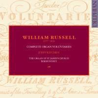 John Kitchen Wiliam Russell Complete Organ Voluntaries【最安値3CD】ジョン・キッチン ウィリアム・ラッセル オルガン・ヴォランタリー全集(世界初録音)