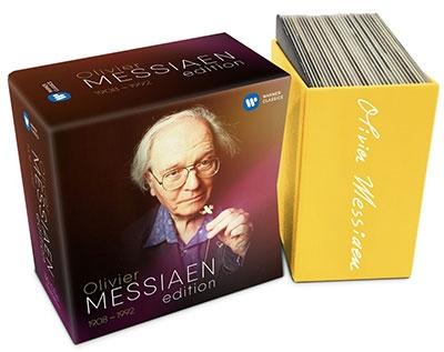 Olivier Messiaen Edition【最安値25CD】オリヴィエ・メシアン・エディション<限定盤>