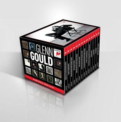 Glenn Gould Suona Bach【最安値14CD】グレン・グールド プレイズ・バッハ