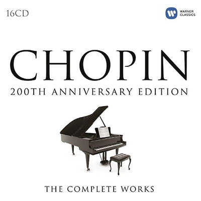 Chopin - 200th Anniversary Edition The Complete Works<期間生産限定盤>
