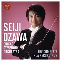 Seiji Ozawa The Chicago Symphony Orchestra The Complete RCA Recordings【最安値6CD】小澤征爾シカゴ交響楽団 RCA録音全集