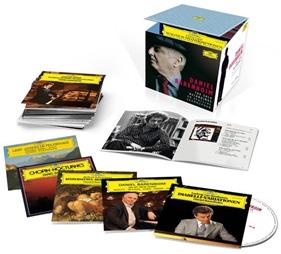 Daniel Barenboim Solo Recordings On Deutsche Grammophon【最安値39CD】ダニエル・バレンボイム75歳記念BOX DGソロ作品集