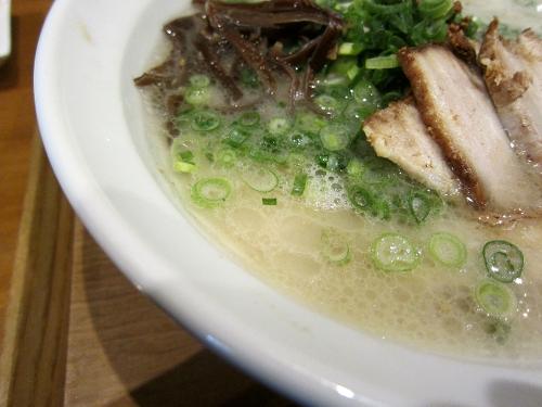 麺屋よしやすKagoshima soul village 店20170313 (5)