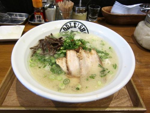 麺屋よしやすKagoshima soul village 店20170313 (2)