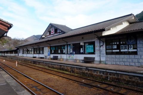 46水沼駅