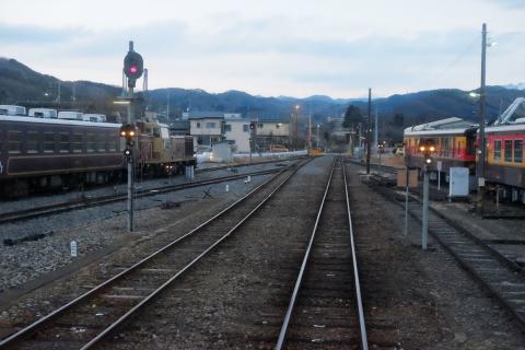 54わたらせ渓谷鐵道