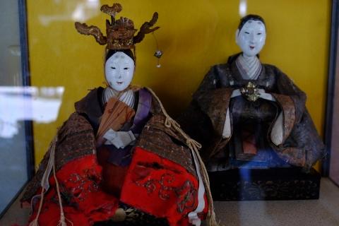 18真壁の雛祭り江戸時代の人形