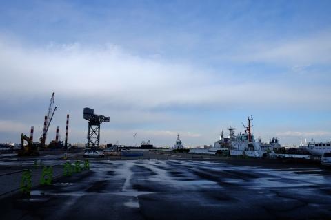 20新港パーク海上保安庁