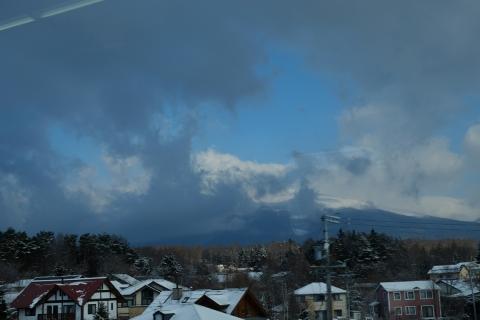 03車窓から浅間山