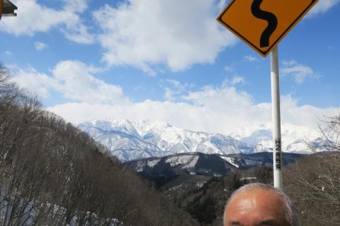 06嶺方峠ホワイトアウト