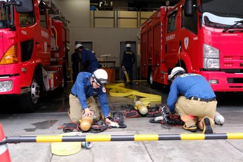 09渋谷消防署
