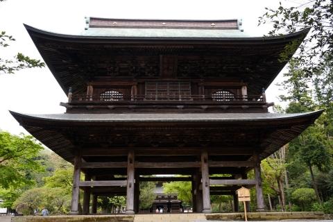 04円覚寺山門