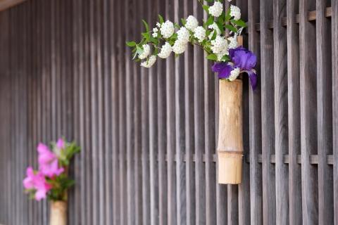 29旅館の花