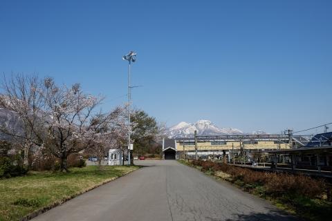 04しなの鉄道黒姫駅