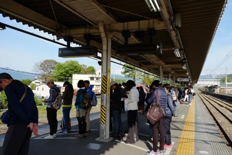 01aJR御殿場線松田駅