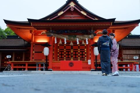 65浅間大社拝殿