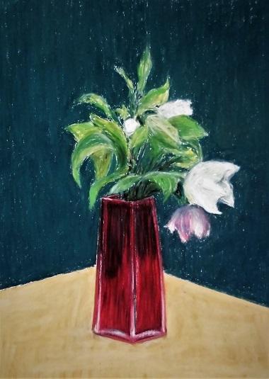 17.3.17 赤い花瓶  (4)