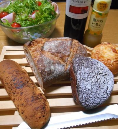 シェ・サガラのパン