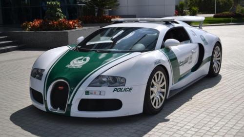 Bugatti_Veyronポリスカー